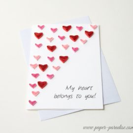 unique handmade valentine cards unique valentines quilling heart love cards