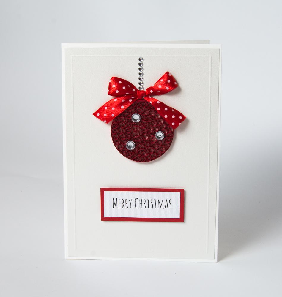 Bardzo dobra Karty Bożonarodzeniowe Ręcznie Robione | Boże Narodzenie 2018 MI99