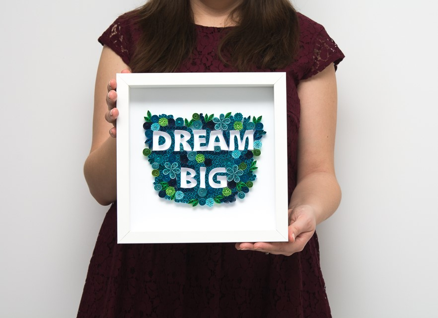 You are currently viewing Dream Big!