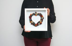 Read more about the article Quilled Love Art