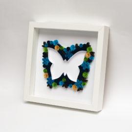 Obrazek – Motyl niebieski