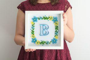 "Monogram ""B"""
