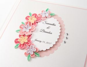 Read more about the article Pink Wedding Guest Book