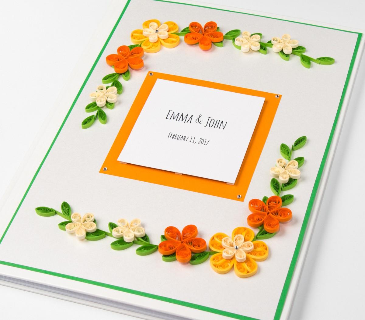 Pomarańczowa Księga Gości