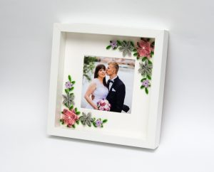 Read more about the article Unique Quilled Photo Frame