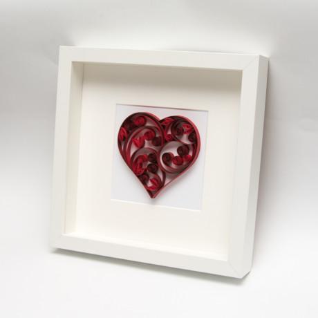 Obrazek – Czerwone serce