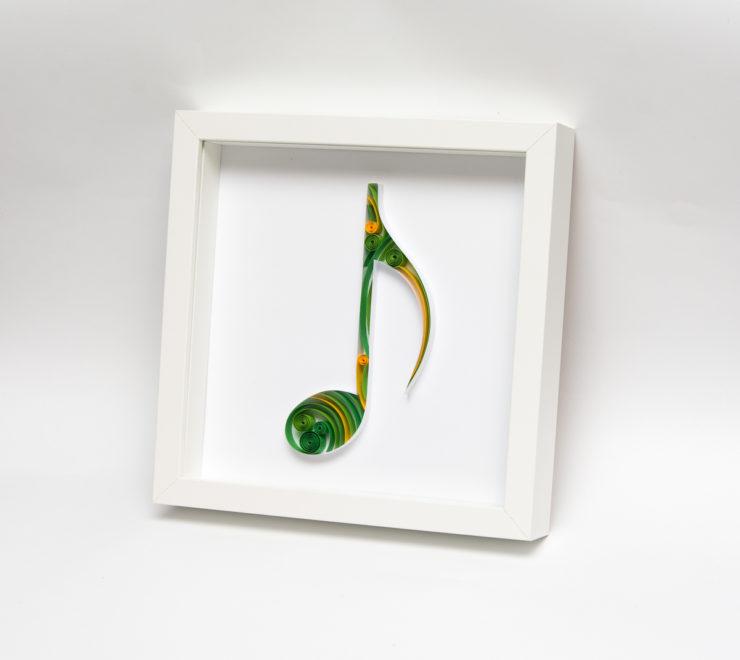 Zielona nutka