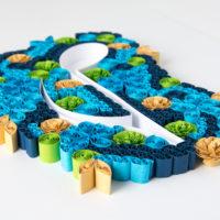 Obrazek – Niebieska nuta