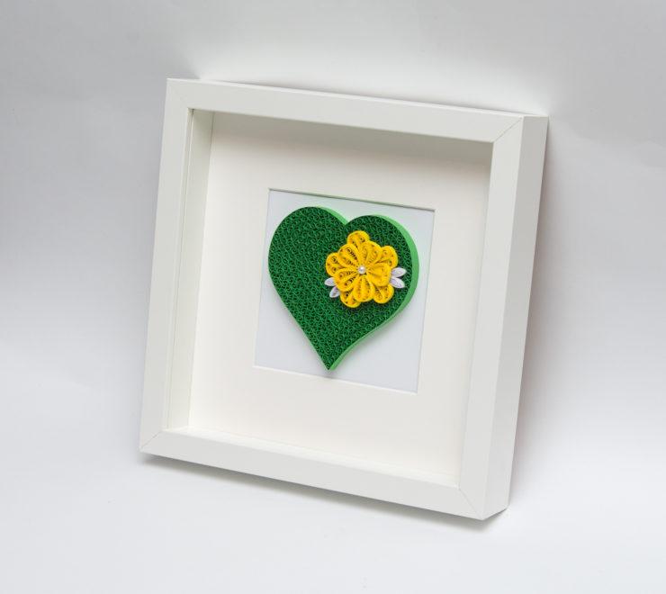 Zielone serce
