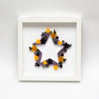 Obrazek – Fioletowa gwiazda