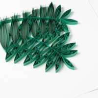 Obrazek – Liść paproci