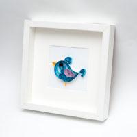 Obrazek – Niebieski ptak