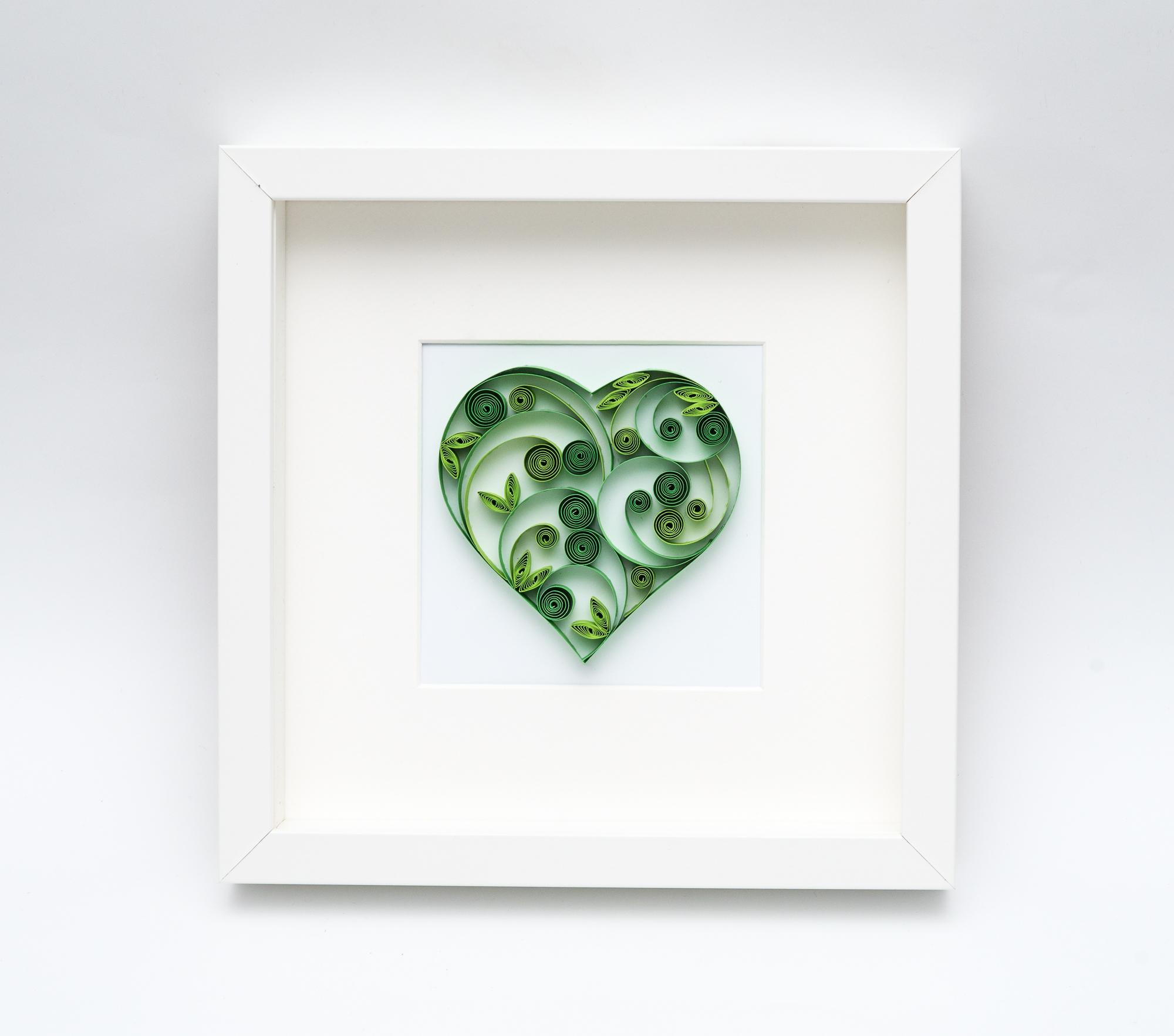 Papierowe serce – Wyjątkowy prezent na Rocznicę Ślubu