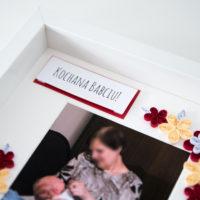 Ramka ze zdjęciem – Dzień Babci