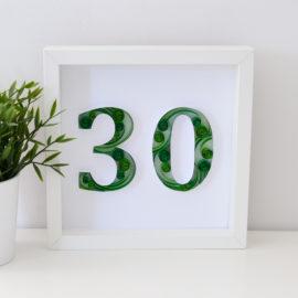 Liczba 30 – Rocznica Ślubu