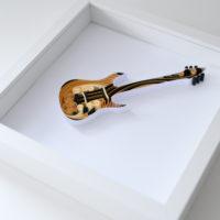 Obrazek z gitarą