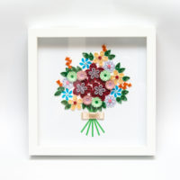 Bukiet – Czerwone kwiaty