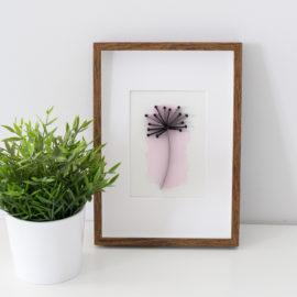 Minimalistyczne kwiaty – #2