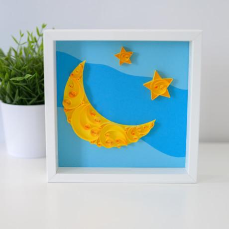 Obrazek – Księżyc