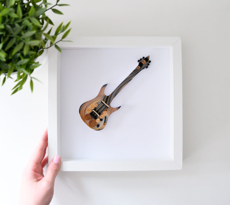 Gitara elektryczna – prezent dla miłośnika muzyki