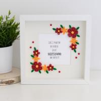 Ramka z okazji Dnia Matki – prezent dla Mamy